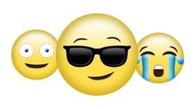 Verschillende Emoji