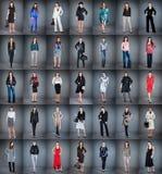 Verschillende kleren Stock Foto's