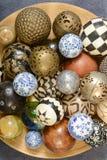 Verschillende kommen verschillende materialen Royalty-vrije Stock Afbeelding