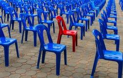 Verschillende opmerkelijke stoel, Stock Foto's