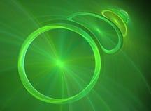 Verschillende Ringen Stock Fotografie