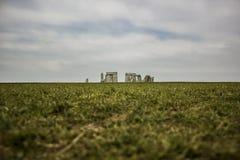 Verschillende Stonehenge Stock Afbeeldingen