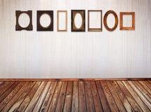 Verschillende uitstekende frames Stock Afbeeldingen