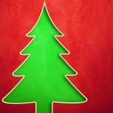 Verschillende vrolijke Kerstmisachtergrond Stock Afbeelding