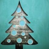 Verschillende vrolijke Kerstmisachtergrond Royalty-vrije Stock Foto's