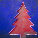 Verschillende vrolijke Kerstmisachtergrond Royalty-vrije Stock Fotografie