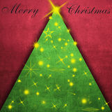 Verschillende vrolijke Kerstmisachtergrond Stock Fotografie
