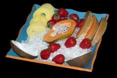 Verschillende vruchten Stock Fotografie