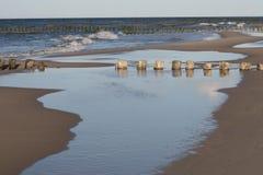 Verschillende wereld 2, zonsondergang Stock Fotografie