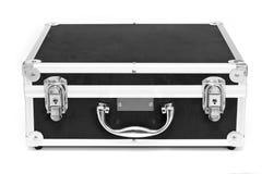 Verschlossener Koffer Stockbild
