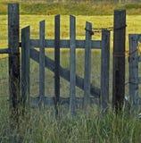 Verschlossenes Gatter Lizenzfreies Stockfoto