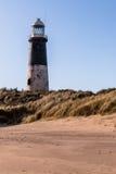 Verschmähen Sie Hauptpunkt-Leuchtturm lizenzfreies stockbild