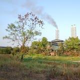 Verschmutzung lizenzfreies stockfoto