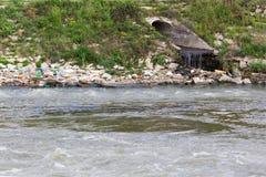 Verschmutzung Stockfotos