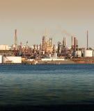 Verschmutzung des Wassers Stockfotos