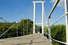 Verschobene Brücke Lizenzfreie Stockfotos