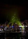 Verschobene Schlagzeuger am Nizza Hafen-Festival am 14. September 2013 Lizenzfreies Stockfoto