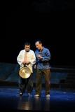 Verschwörungs-Jiangxi-Oper eine Laufgewichtswaage Lizenzfreie Stockfotografie