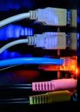 Verschwiegene Computer Internet-Technologie Stockfotos