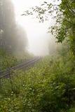 Verschwindende Schienen Stockbilder