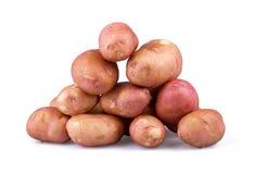 Verse aardappels Royalty-vrije Stock Afbeeldingen
