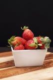 Verse aardbeien Stock Fotografie