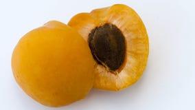 Verse abrikozen Stock Fotografie