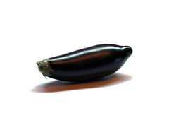 Verse aubergine Stock Foto's