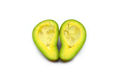 Verse avocado Royalty-vrije Stock Foto