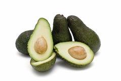 Verse avocado's aan kok. Royalty-vrije Stock Afbeelding