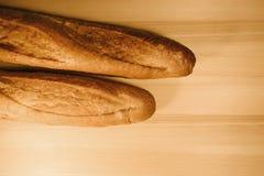 Verse baguettes Stock Afbeelding