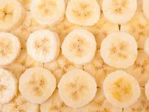 Verse banaan Royalty-vrije Stock Foto's