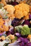 Verse bloemkool Royalty-vrije Stock Fotografie