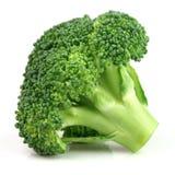 Verse broccoli in close-up royalty-vrije stock fotografie