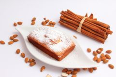 Verse cake Royalty-vrije Stock Foto's