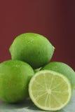 Verse citroenen Stock Foto