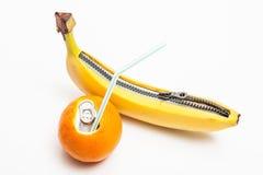 Verse citrusvrucht Stock Afbeeldingen