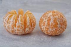 Verse Clementines royalty-vrije stock afbeeldingen