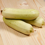 Verse Courgette Stock Afbeelding