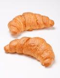 Verse croissant Royalty-vrije Stock Foto's