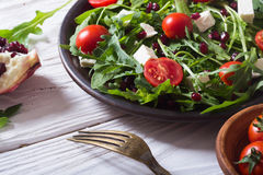Verse de lentesalade stock foto