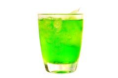 Verse dranken met ice Stock Foto