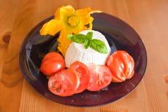 Verse en kleurrijke maaltijd Stock Fotografie