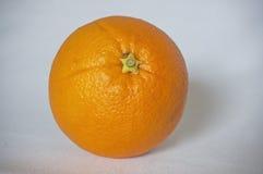 Verse en sappige sinaasappelen Stock Afbeeldingen