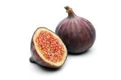 Verse fig. Royalty-vrije Stock Afbeeldingen
