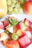 Verse fruitsalade Stock Fotografie