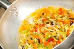 Verse gemengde groenten Royalty-vrije Stock Foto