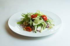 Verse gemengde salade Stock Fotografie