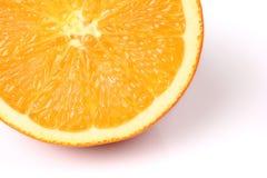 Verse gesneden sinaasappelen Stock Foto
