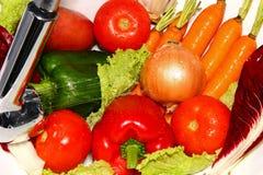Verse, gezonde groenten Royalty-vrije Stock Foto